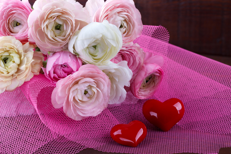 marturii de nunta si buchetul miresei